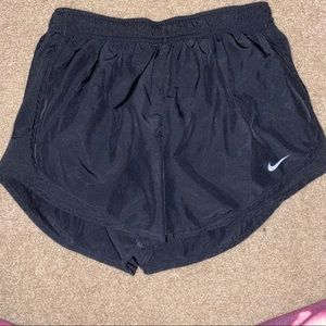NIKE shorts all black